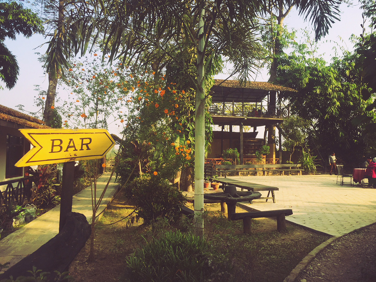 Island Jungle Resort Bar