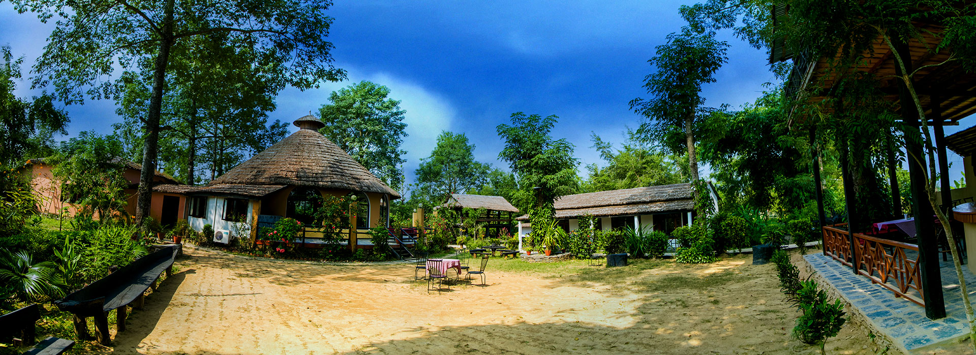 Resort in Chitwan